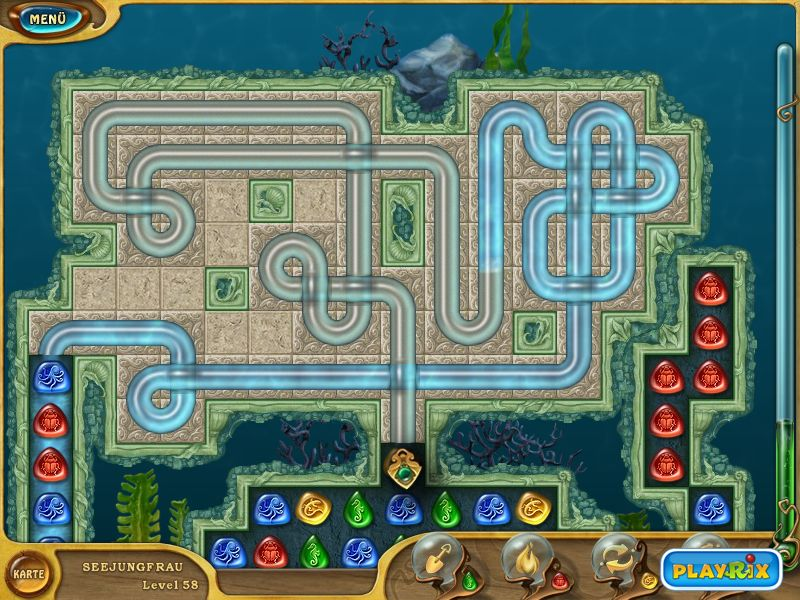 Spiel 4 Elemente