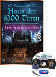 haus der 1000 t ren familiengeheimnisse pc spiel deutsche vollversion ebay. Black Bedroom Furniture Sets. Home Design Ideas