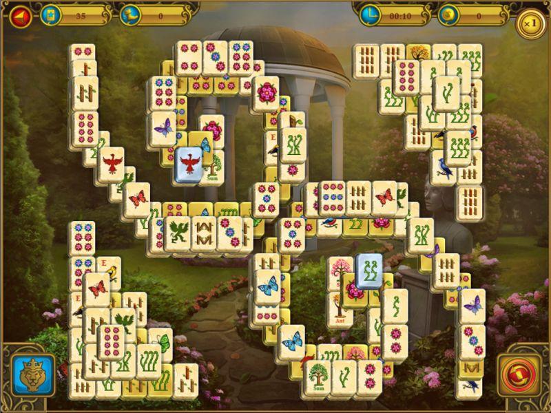 Mahjong Türme